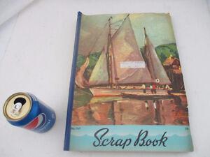 209 - Scrap Book Acteurs et actrices années 50