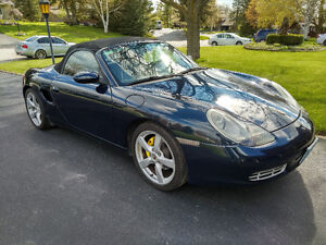 1999 Porsche Boxster CERTIFIED & ETESTED
