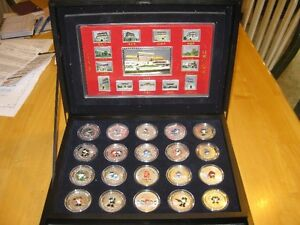2008 Olympic Bejing coins complete comemorative set REDUCED
