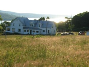Farm and house for rent in Upper Queensbury NB