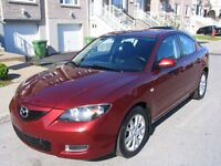 EXCELLENT 2008 MAZDA MAZDA 3 GS FULLY LOADED Clean