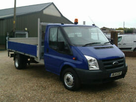Ford Transit 350 LWB DROPSIE TRUCK TAILLIFT 6 SPEED 2011REG