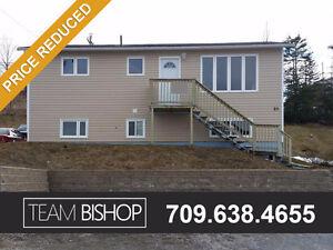 TEAM BISHOP Homes - REDUCED! - 25 Tudor Street, Corner Brook