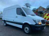 2015 MERCEDES SPRINTER 513 MWB 5 TONNE TWIN REAR WHEEL HIGH ROOF ULEZ FREE