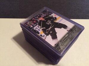 15-16 UD S1 (x42) YG Hockey Cards Lot