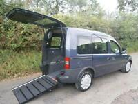 2010 Vauxhall Combo Tour 1.3 CDTi 5dr AUTO WHEELCHAIR ACCESSIBLE VEHICLE 5 d...
