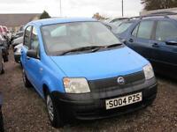 2004 Fiat Panda 1.1 Active 5dr