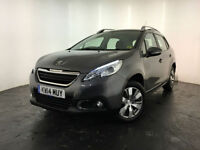 2014 PEUGEOT 2008 ACTIVE E-HDI DIESEL SERVICE HISTORY FINANCE PX WELCOME