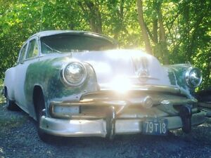 1953 Pontiac Chieftain Rat Rod, $3500