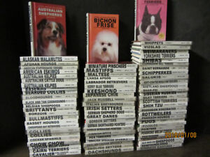 DOG BREED BOOKS for PET SUPPLY DISTRIBUTOR 77 Books
