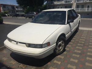 1992 Oldsmobile Cutlass Supreme S Sedan