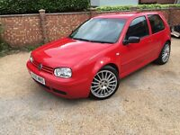 2003 GOLF GTI 1.8 TURBO 116,000 PRIVATE PLATE - NEW DISCS AND PADS ALL ROUND ANNIVERSARY? PX VAN?