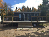 Beautiful Lakefront Cabin for sale