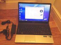 """Samsung acer asus x3 laptops 15.6"""" 320gb 4gb swap or sell"""