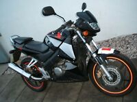 Honda CBR 125 (2005 Model) Only 13,500 miles in Good condition