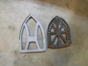Iron holder