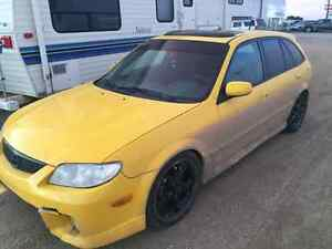 2002 mazda protege 5  parts or fix