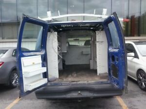 Heavy Duty Cab Divider, Storage Shelves, Cabinets.