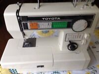 TAYOTA SEWING MACHINE