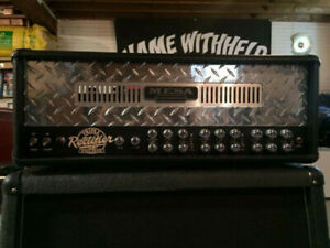 Mesa Boogie Triple Rectifier et Cabinet Marshall