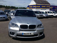 BMW X5 3.0 DIESEL X-DRIVE AUTOMATIC SILVER