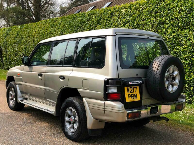 2000 MITSUBISHI SHOGUN HARD TOP DIES A | in Chalfont St Giles,  Buckinghamshire | Gumtree