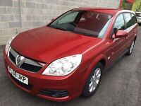 Vauxhall Vectra 1.9 CDTi 16v Club Estate 5dr Diesel Manual LEATHR JUST DONE AA INSPECTION