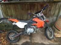 Pitbike for trade