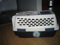 Pet carriage, small, $15