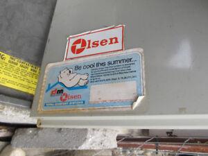 Used Olsen Gas Furnace (FREE)
