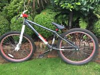 X rated dirt jump bike SOLD!!