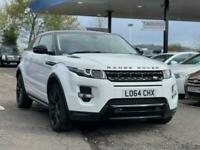 2014 Land Rover Range Rover Evoque 2.2 SD4 DYNAMIC 3d 190 BHP Coupe Diesel Autom