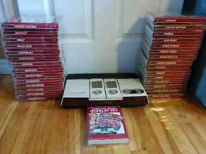 Collection complète Intellivision Sears Tele-Games