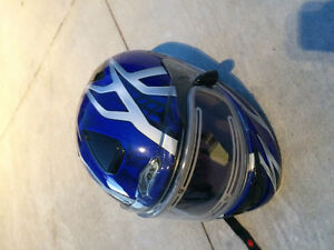 Electric Visor helmet For Sale!