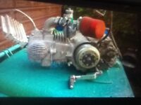 Pit bike engine spares or repair