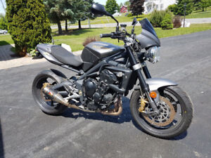 2010 Triumph Street Triple R - QUICK SALE