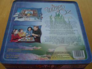 WIZARD OF OZ TRIVIA GAME IN COLLECTOR TIN Windsor Region Ontario image 3