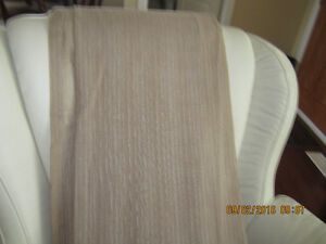 "LIKE NEW 4 PANELS, TAUPE CURTAINS ( 54"" WIDE x 84"" LONG )"