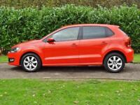 Volkswagen Polo 1.4 Match 5dr PETROL MANUAL 2012/62