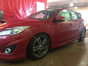 2012 Mazdaspeed 3  low km