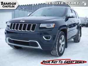 2014 Jeep Grand Cherokee Limited ~ Certified Pre-Owned, Uconnect