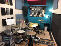 Drum Lessons Downtown- First Lesson Free!