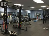 30 DAY TRIAL JFTS SAINT JOHN'S FRIENDLIEST GYM