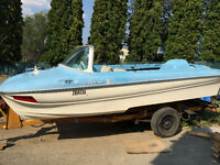 1965 Johnson / Evinrude Deluxe Runabout