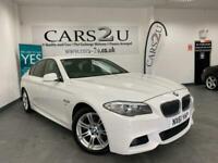 2011 61 BMW 5 Series 2.0 520d M Sport 4dr **FINANCE AVALIBLE**