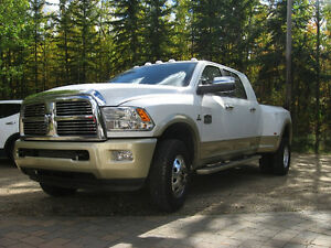 2012 Dodge Power Ram 3500 Longhorn Pickup Truck