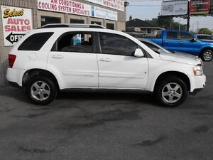 2007 TORRENT ALL WHEEL DRIVE  COLD A/C  LOADED  E-TESTED