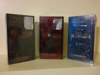 Lord of the Rings Trilogy VHS