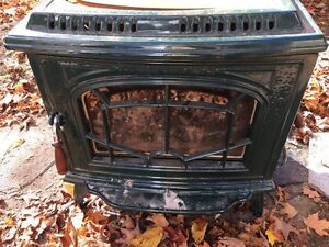 Waterford Woodstove Airtight with blower