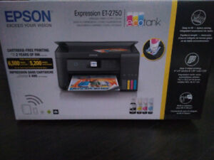 Epson printer Expression ET-2750